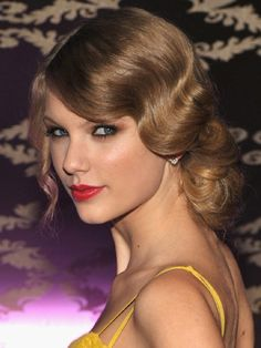 Taylor Swift finger waves - Google Search
