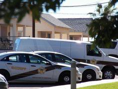 Yuma County Sheriff Vehicles