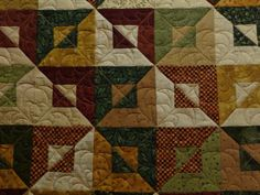 I thought I'd give you a quick spin around my living room and see all the various stages of my Christmas quilting over the last 25 years. He...