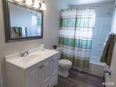 Carnaby Village Townhomes | Columbus, Ohio Basement For Rent, Columbus Ohio, Townhouse, Vanity, Mirror, Bathroom, Furniture, Home Decor, Dressing Tables