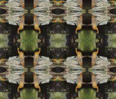 Art Deco Emerald fabric by baas on Spoonflower - custom fabric