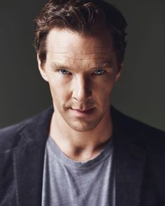 """""""""""An """"oh my god"""" moment with Benedict Cumberbatch. A true gentleman who was devoted to getting the best portrait we could in the short time we had, thank you Benedict, this one's for England"""" (x)  """" """"  And for real: THOSE..."""