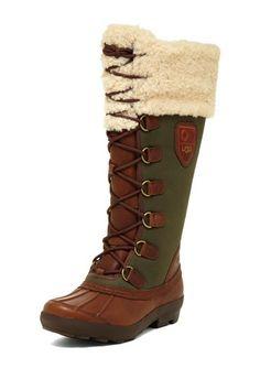 Edmonton Boot by UGG Australia on @HauteLook... Perfect snow boots!