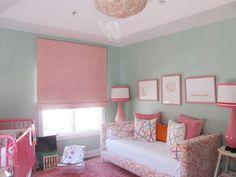 Project Nursery - Pink and Blue Nursery