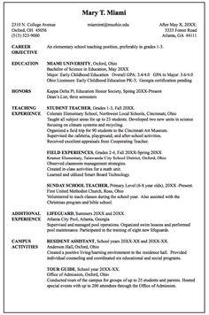 example of pre k teacher resume http exampleresumecv org