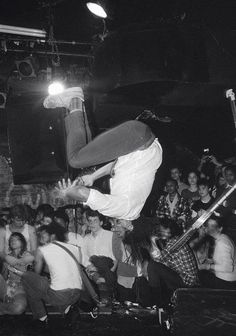 Bad Brains-best punk rock band EVER. Does Trav know these guys? @Holly Elkins…