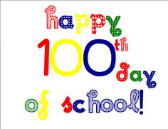 Hundredth Day of School ready to add to your T-shirt is included in this packet from TpT