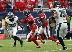 Game 9 on 11-2-14  Texans 21  Eagles 31 Texans now 4 - 5