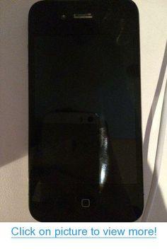 IPHONE 4 16GB - Factory Unlocked - Black