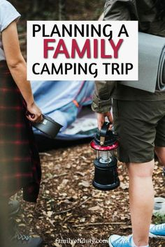 Craving the outdoors but unsure how to plan a family camping trip? Here are 9 simple steps to plan the perfect camping trip with kids. Family Camping Games, Family Road Trips, Camping Activities, Camping With Kids, Camping Meals, Camping Tips, Travel With Kids, Outdoor Camping, Family Travel