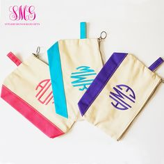 We offered monogram gifts for every occasion including Bridesmaids Gifts, Graduation Gifts, Birthday Gifts, and much more! Everything is stylish and monogrammed