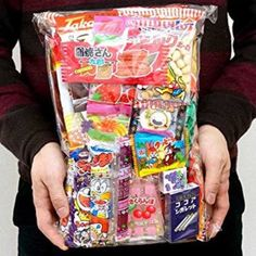 Assorted Japanese Junk Food Pack
