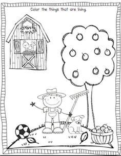 Trendy Plants Kindergarten Activities Living And Nonliving 34 Trendy Plants Kindergarten Activities Living And Trendy Plants Kindergarten Activities Living And Nonliving Science Worksheets, Science Curriculum, Science Activities, Science Ideas, Science Resources, Science Fair Projects, Science Lessons, Living And Nonliving, 1st Grade Science
