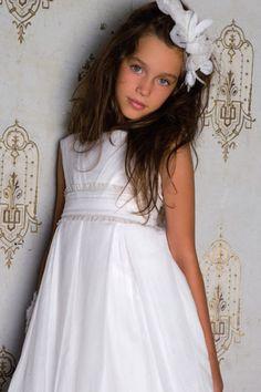 vestido comunión Rubio Kids