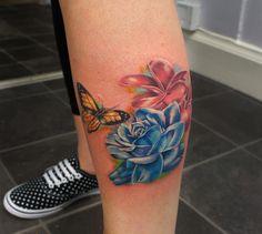 Gordon Patterson Inkwell Tattoo