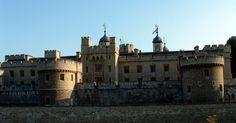The Tower of London, which I visited on an exceedingly hot summer's day July 2011!!!