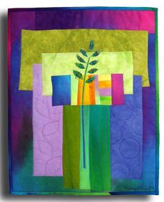 Melody Johnson 2006 Nine Leaves -- overlays