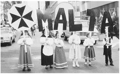Maltese American children in traditional costume celebrate their homeland.   Read more: http://www.everyculture.com/multi/Le-Pa/Maltese-Americans.html#ixzz2PdGyxjNu