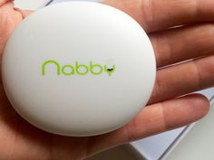 The german blogger Katharina from cruchedevinaigre wrote about Nabby on her blog