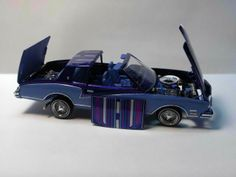 AMT 1980 Monte Carlo lowrider