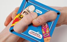 thumb war wrestling ring: let's get ready to Thumble! Thumb Wars, Target Gifts, Precious Children, New Gadgets, New Names, Illustrations, Whittling, Jouer, Packaging Design