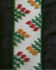 Christmas Embroidery Patterns, Embroidery Flowers Pattern, Embroidery Patterns Free, Embroidery For Beginners, Baby Knitting Patterns, Herb Embroidery, Hardanger Embroidery, Japanese Embroidery, Modern Embroidery