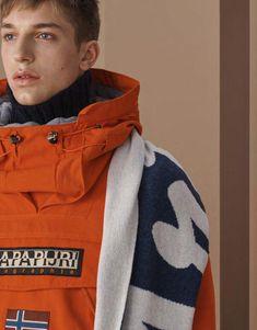 Napapijri's AW19 Men's Lookbook – PAUSE Online   Men's Fashion, Street Style, Fashion News & Streetwear