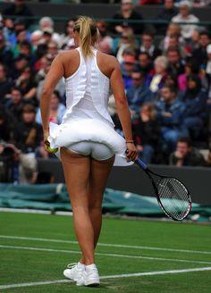 Maria Sharapova hot upskirt red nice ass-1   Gourav Yadav   Flickr