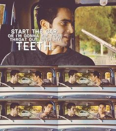 Teen Wolf - Stiles & Derek