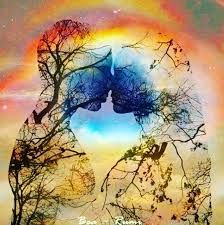 Feeling your twin flame: Twin flames are considered to be the half souls of each other. How do you know you have met your twin flame? Twin Flame Reunion, Art Amour, Twin Flame Love, Twin Flames, Flame Art, Twin Souls, Soul Connection, Soulmate Connection, Yin Yang