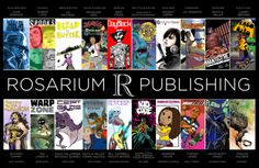 Rosarium Publishing: The Next Level  Publisher of diverse books and comics. Help us expand so we can deliver more of what you love. Rosarium Publishing was started in 2013 with one goal: to b...