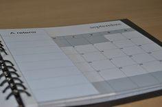 Fuchsia scrap: Agenda 2012