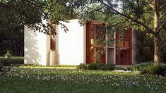 Esherick House / Louis Kahn - Chestnut Hill, USA