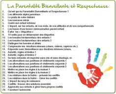 Parentalite bienveillante - Les Fiches Outils par Camille et Olivier du blog les-supers-parents.com