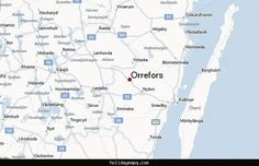 awesome Orrefors map