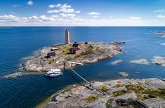 Finland, Sweden, Vacation, Water, Lighthouses, Tofu, Outdoor, Travelling, Island