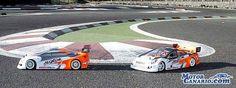 1/10 Touring Eléctricos #RC #Automodelismo