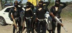 Resultado de imagen para mujeres del narco