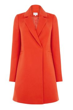 Warehouse, Clean DB Coat Bright Red