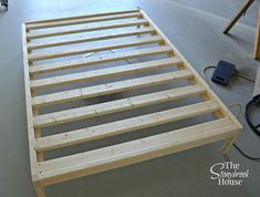 Trendy wooden furniture design DIY bed frame 17 ideas diy design furniture d .Trendy wooden furniture design DIY bed frame 17 ideas diy design furniture d . Simple Bed Frame, Full Bed Frame, Easy Frame, Diy Queen Bed Frame, Diy Bed Frame Plans, Bed Frame Pallet, Diy Wood Bed Frame, Diy Twin Bed Frame, Making A Bed Frame