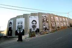 Street Artist JR Has the Largest Art Gallery in the World