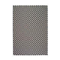 kind of chessboard rug