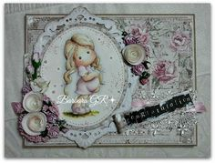 Gift from Haven Tilda - Magnolia cards by Barbara GR