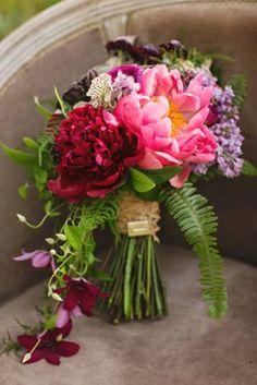 Magical Forest Bouquet - @Gypsy Soul Soul Soul Floral and Events   @Julie Forrest Forrest Forrest Wilhite   @Ali Velez Velez Reed Vintage Rentals