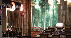 Take Japanese Restaurant located at Patih Jelantik, Legian, Bali, was an authentic traditional Japanese restaurant. Places To Eat, Ph, Bali, Restaurant, Japanese, Traditional, Drink, Street, Food