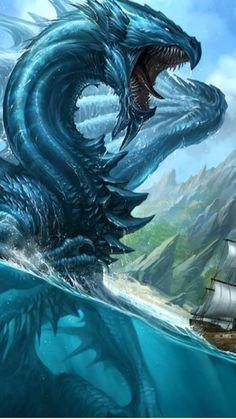 Oooooh, dragons
