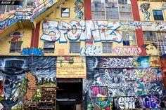 5Pointz – эпицентр стрит-арта, которого нет