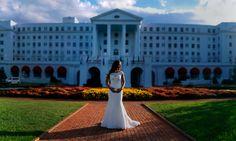 Greenbrier Resort Wedding in WV // West Virginia wedding venues // White Sulphur Springs // Lewisburg // Photos by The Oberports