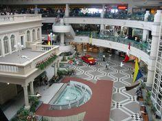 Galerias my favorite mall in El Salvador! :)