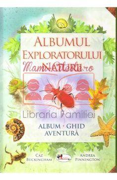 Albumul exploratorului naturii Album